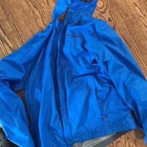 Columbia men's watertight jacket